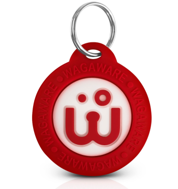WagAware Red Charm
